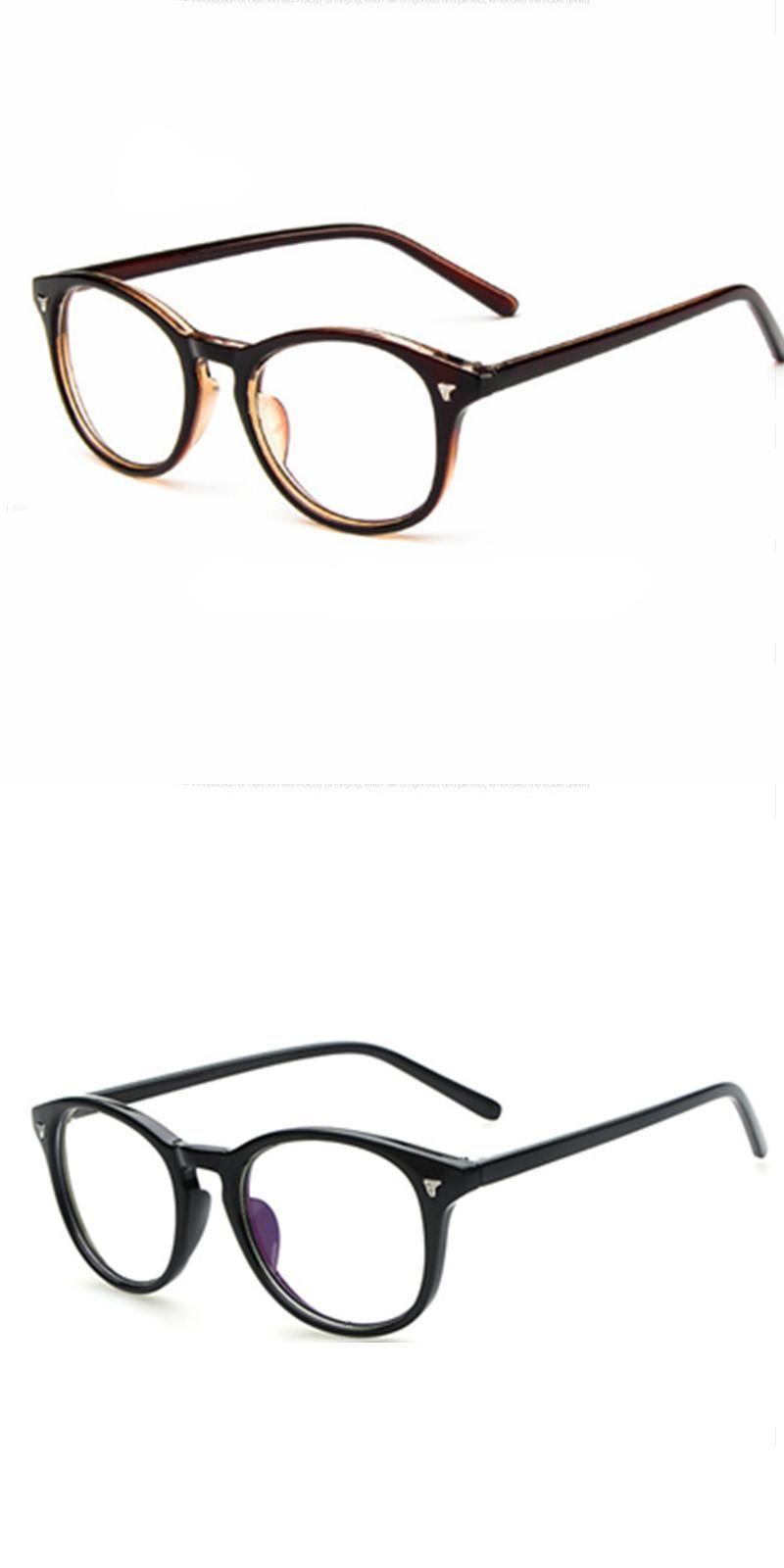2017 Famous Brand Oliver Peoples Square Vintage Myopia Glasses Frame ...