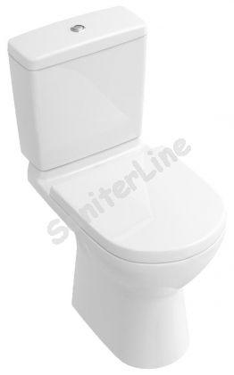 Villeroy Boch O Novo Monoblokk Wc Alsos Kompletten Akcio 56610101 Toilet Villeroy Boch Bathroom