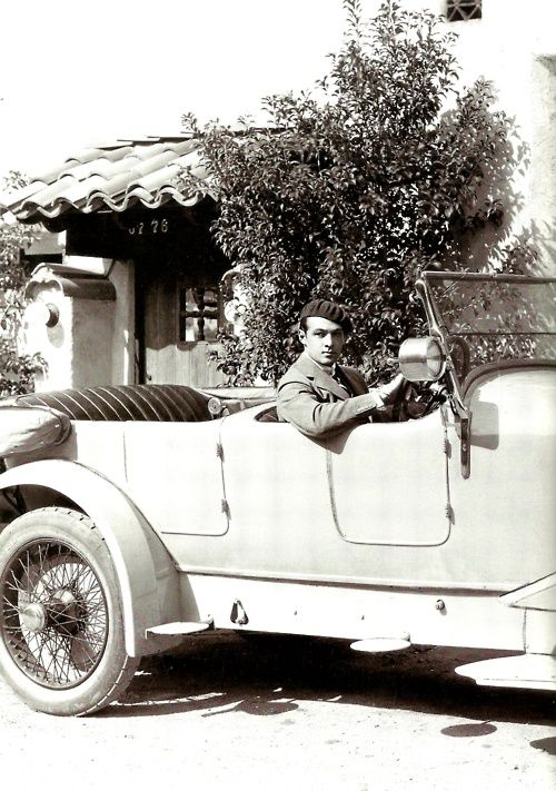 pictures of rudolph valentino s cars | Rudolph Valentino | Rudolph ...