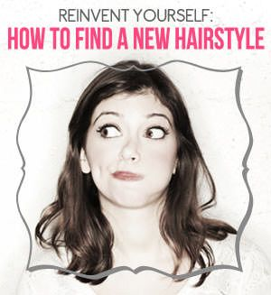 Finding A New Hairstyle reinvent yourself 10 tips to finding the perfect new hairstyle 5463 by stevesalt.us