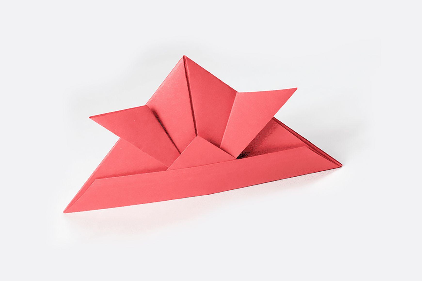 Origami Samurai Hat Photo Tutorial Paper Kawaii In 2020 Origami Cat Quilt Cute Origami