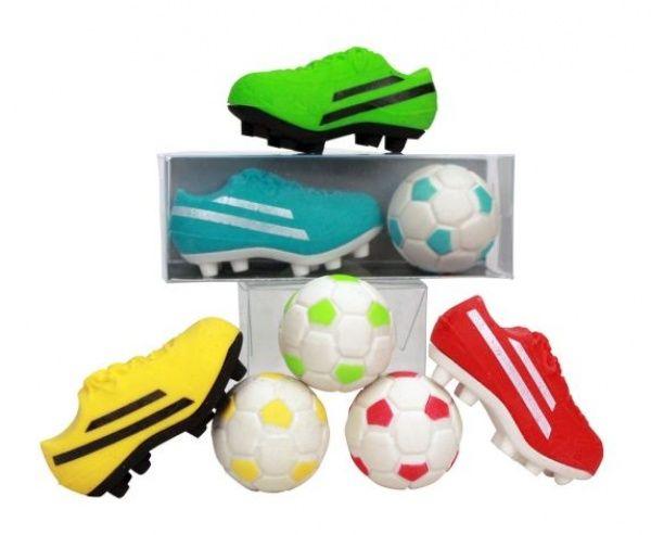 Radiergummi Collection Fussball Set 2er Set