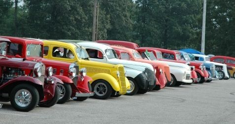 Spring Rod Run Smoky Mountains TN Family Tradition Will Always Rev - Gatlinburg car show