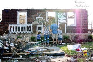 Joplin Mo Shyra Grantham Joplin Tornado Joplin Missouri