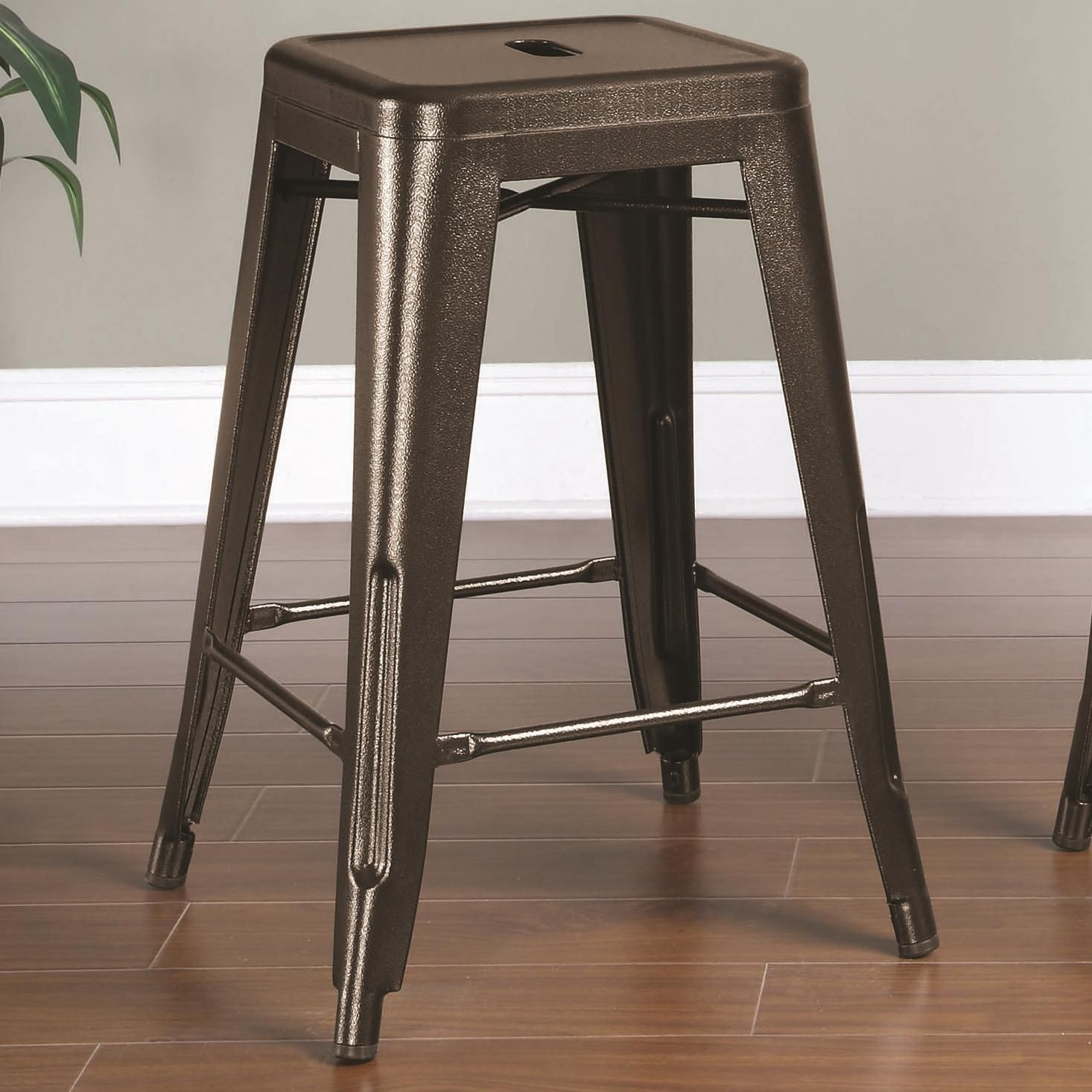 103059br Dining Chairs And Bar Stools 24 Backless Counter