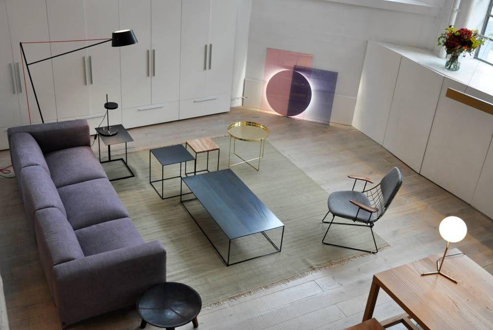 arflex - Viaduct London - Claudine sofa design Claesson Koivisto ...