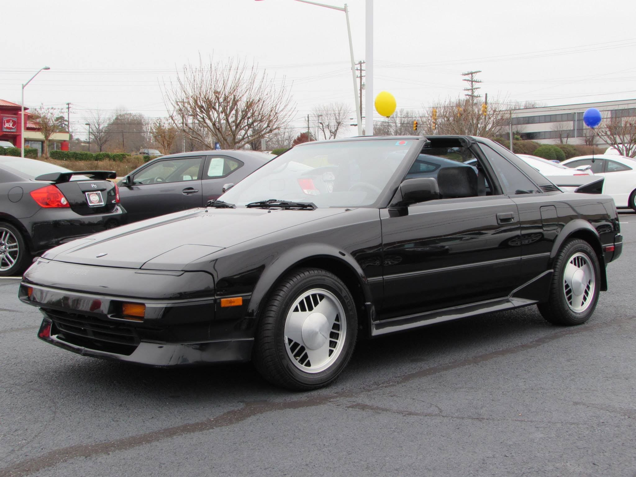 1988 Toyota MR2 Supercharged (MK1 AW11) Start Up, Exhaust, and In Depth