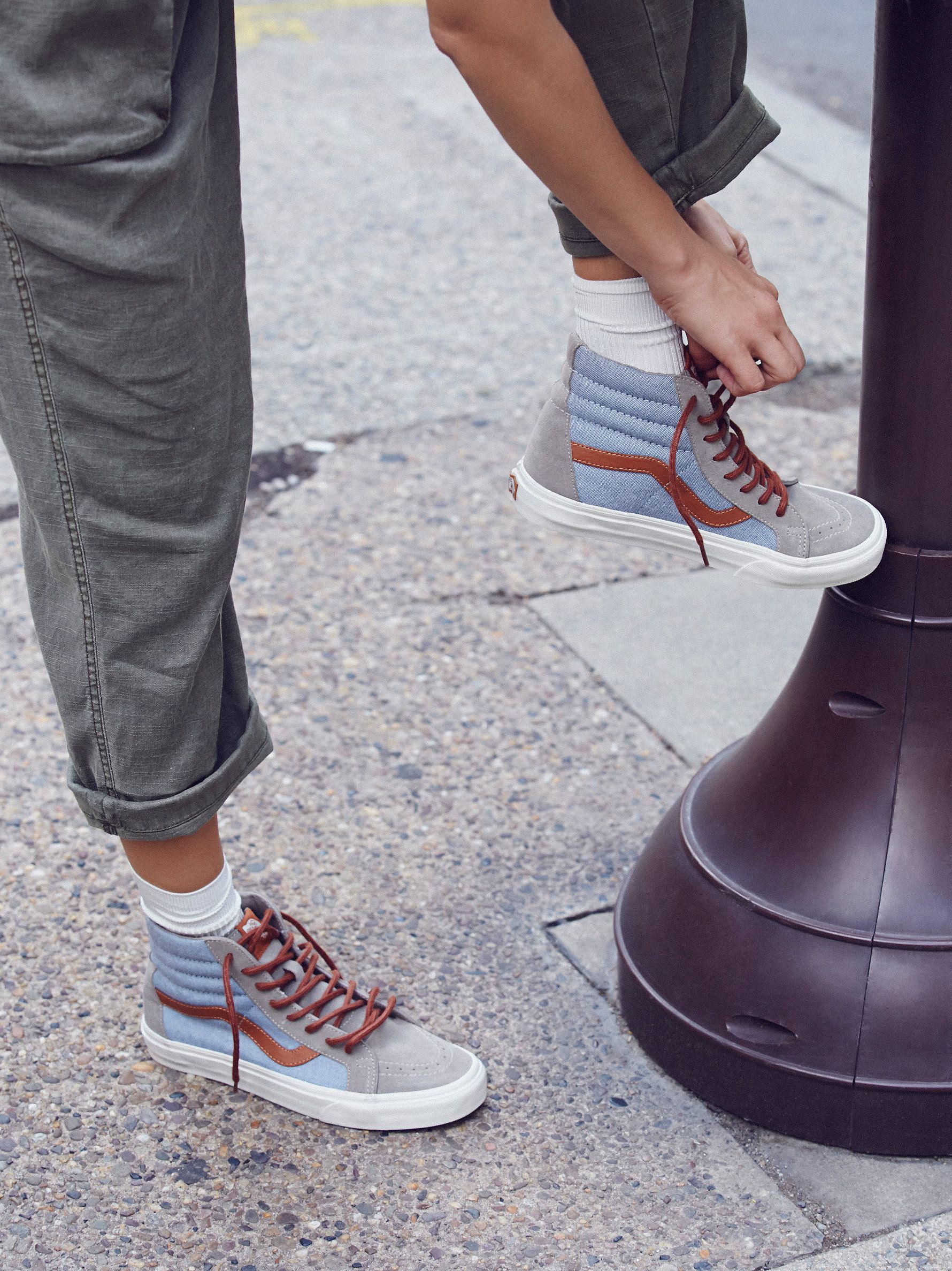 01a9eb8fc651 Sk8-Hi Reissue DX Sneaker