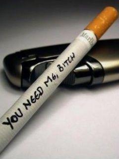 No Smoking Mobile Phone Wallpaper