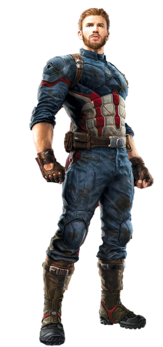 Infinity War Captain America 1 Transparent By Captain Kingsman16 Captain America Costume Captain America Civil War Captain America