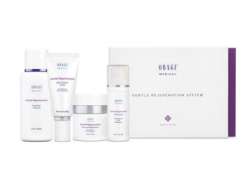 Obagi Gentle Rejuvenation System Kit LUE by Jean Seo - Skin Solution Set