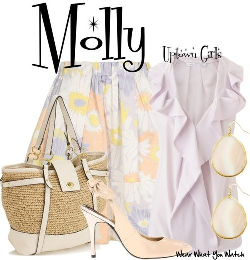"""Inspired by Brittany Murphy as Molly in 2003's """"Uptown Girls"""" - Shopping info!"""