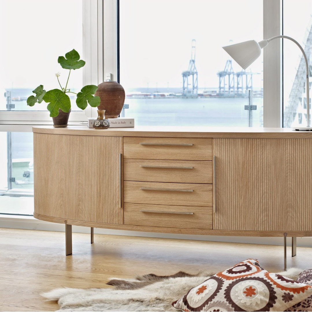 Ak1300 Sideboard Danish Modern Living Room Furniture Design Decor