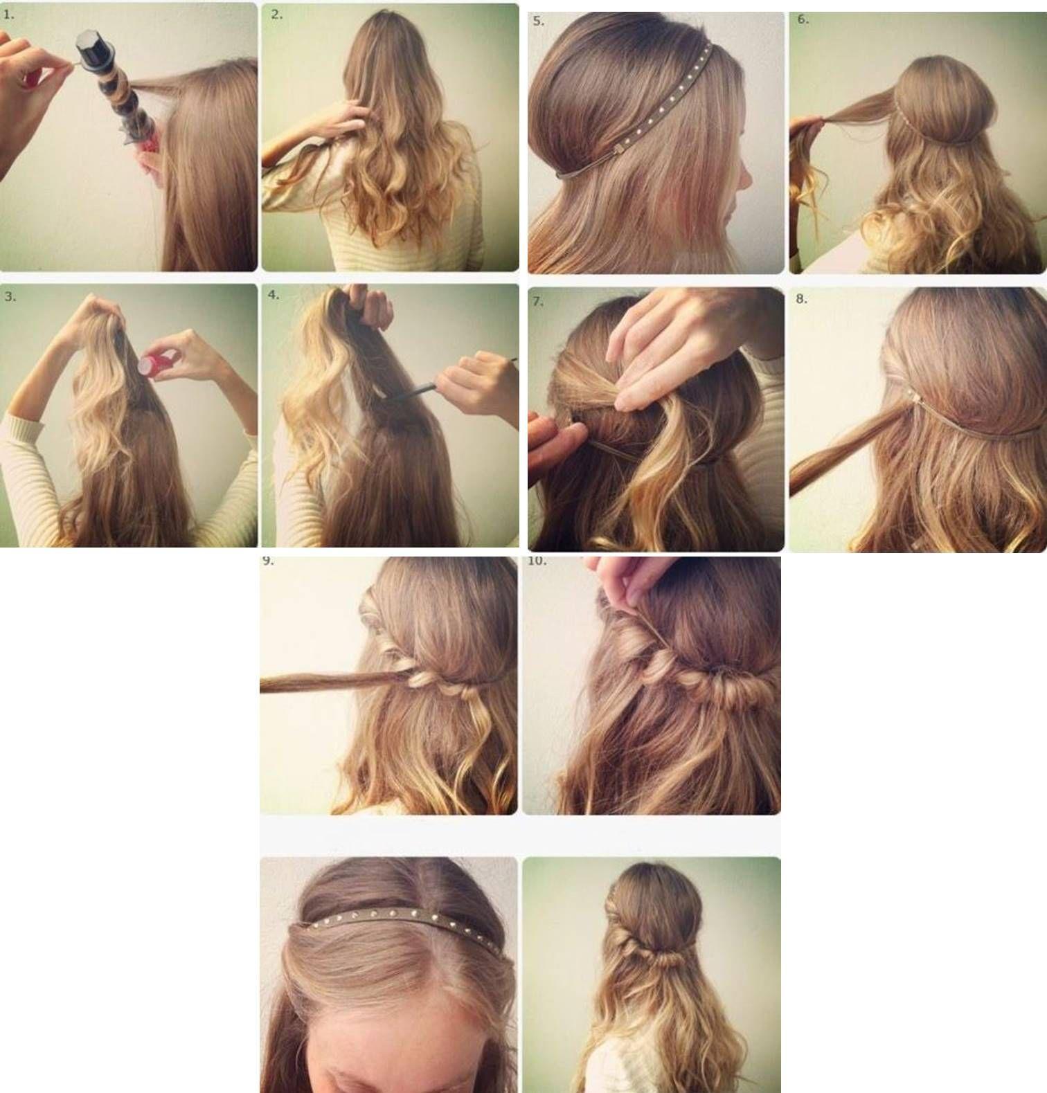 Peinados Para Cabello Rizado Natural Inspiracion Para Mi Pelo