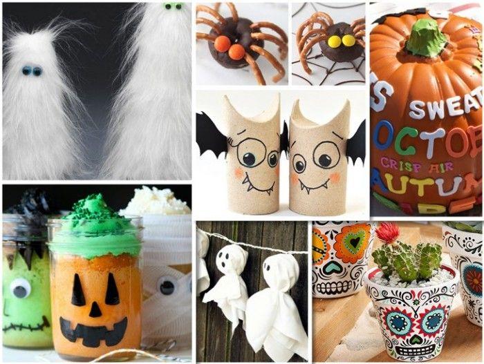 halloween decorations halloween Pinterest DIY Halloween - how to make decorations for halloween