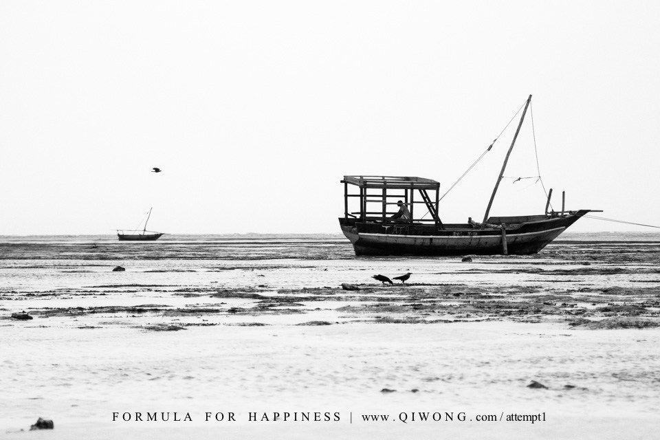 Zanzibar Boat Makers and it's people Formula for