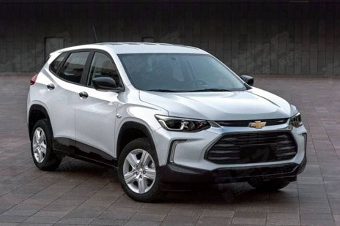 Novo Chevrolet Tracker 2020 1 Chevrolet Trax Chevrolet