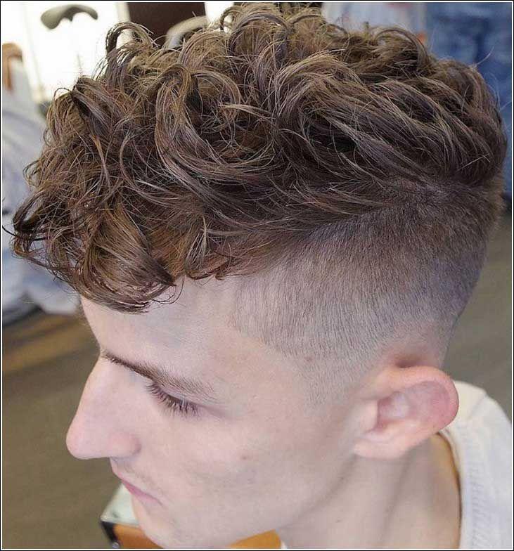 Frisuren Männer Undercut Locken Frisuren Männer Hair Styles