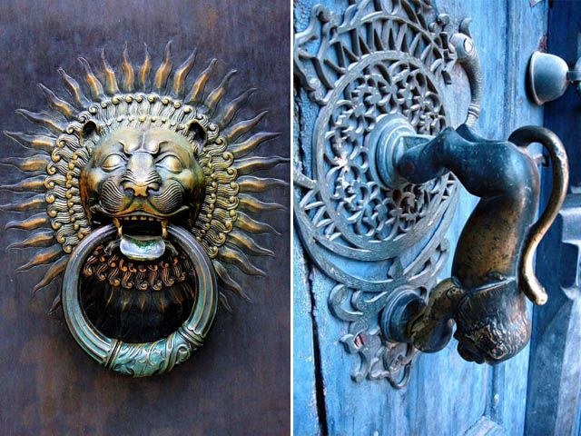 Antique + Unique Door Hardware | Honestlywtf.com