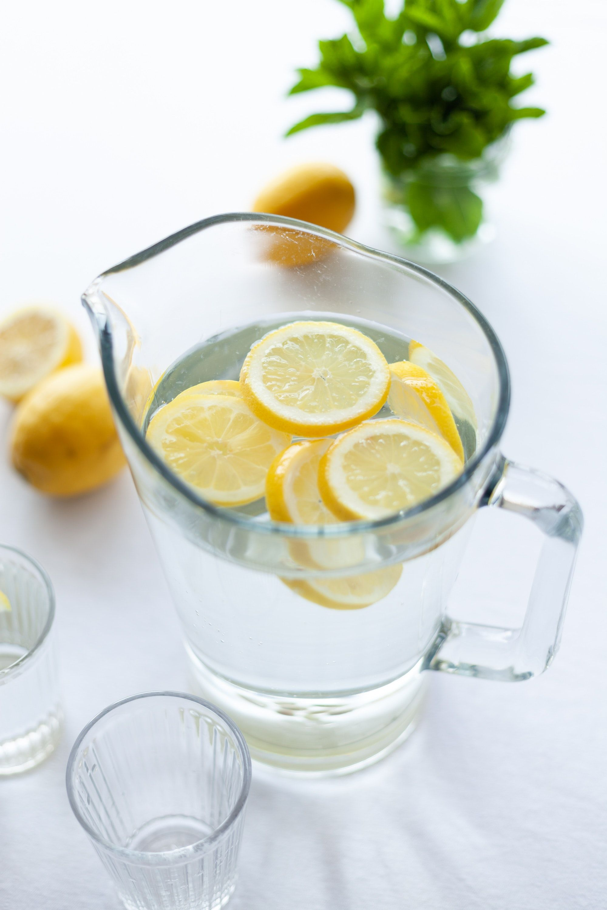 Daily Water Calculator in 2020 Lemon water benefits
