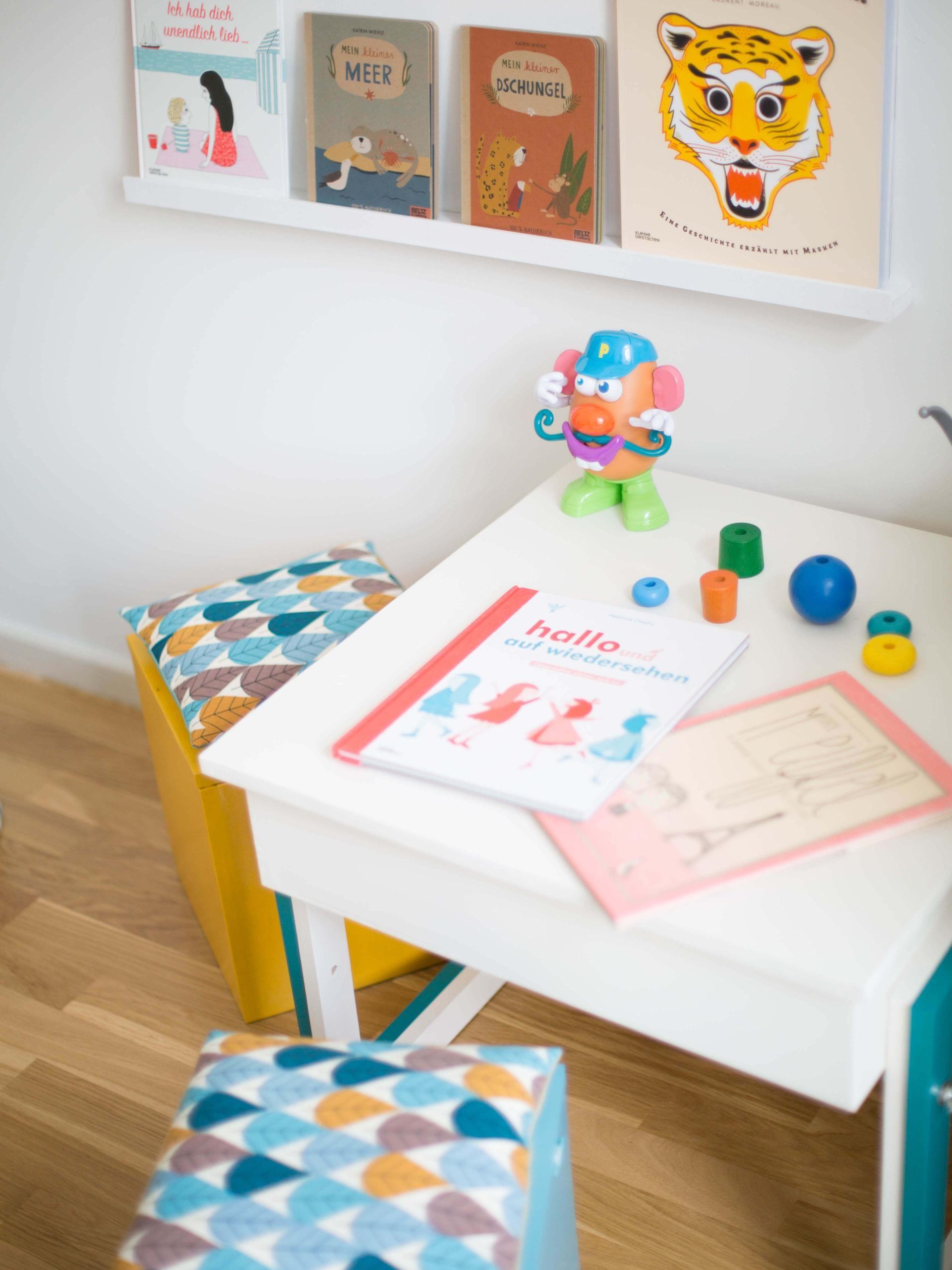 Kinderzimmer Makeover mit DaWanda | Interiors