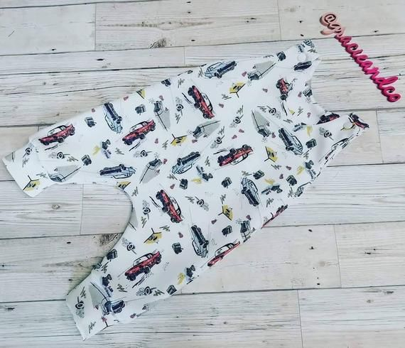 Vintage Car, Cars, Romper, Classic Car, Unique, All in One, Boys, Girls, Baby, Child's Romper, Birthday, Gift, Car Outfit, Preemie, Prem