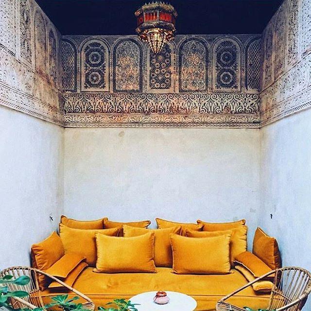 M O R O C C O Morocco Decor Morocco Design Interior