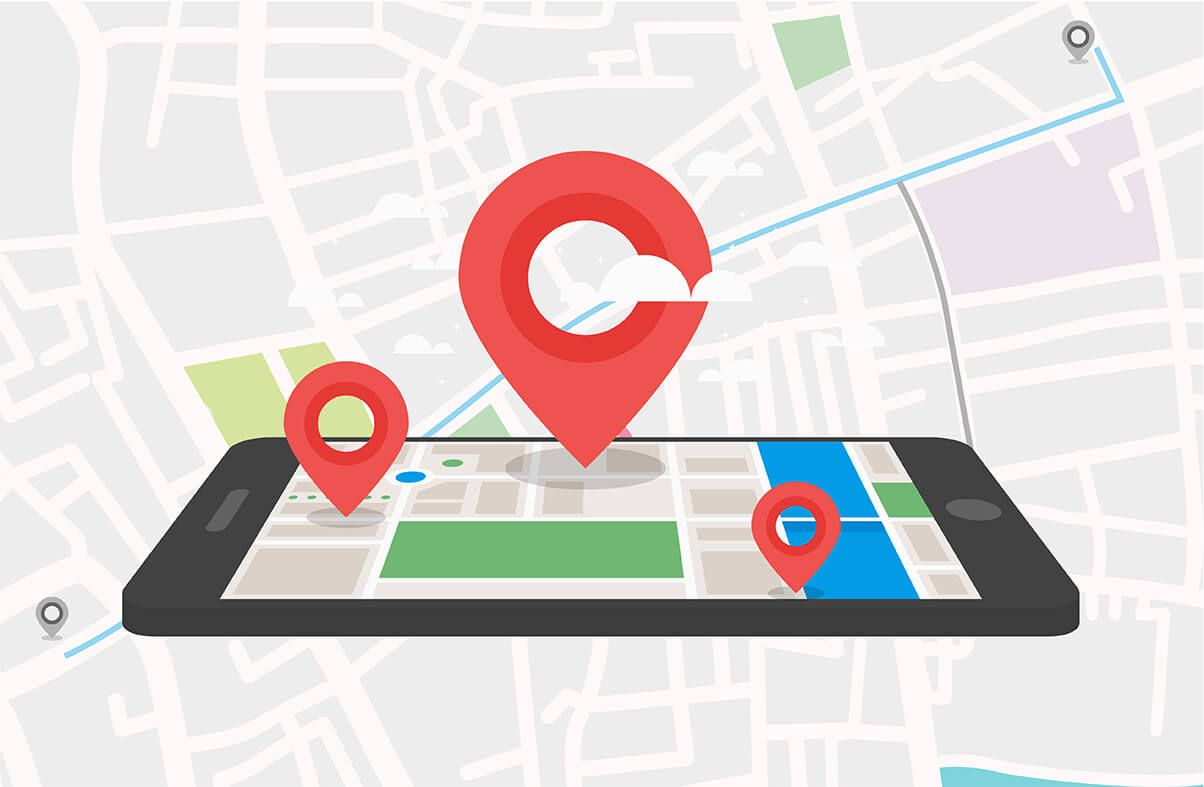 How Gps Navigation Works Using Breadth First Search Bfs Hackerearth Blog Gps Navigation Gps Blog