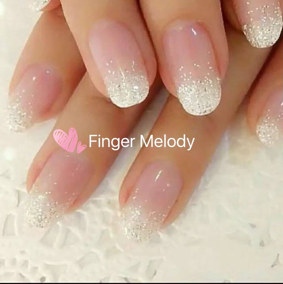 84 Attractive Wedding Nail Art Design Ideas For Brides Blurmark Wedding Day Nails Wedding Nail Art Design Wedding Nails Design