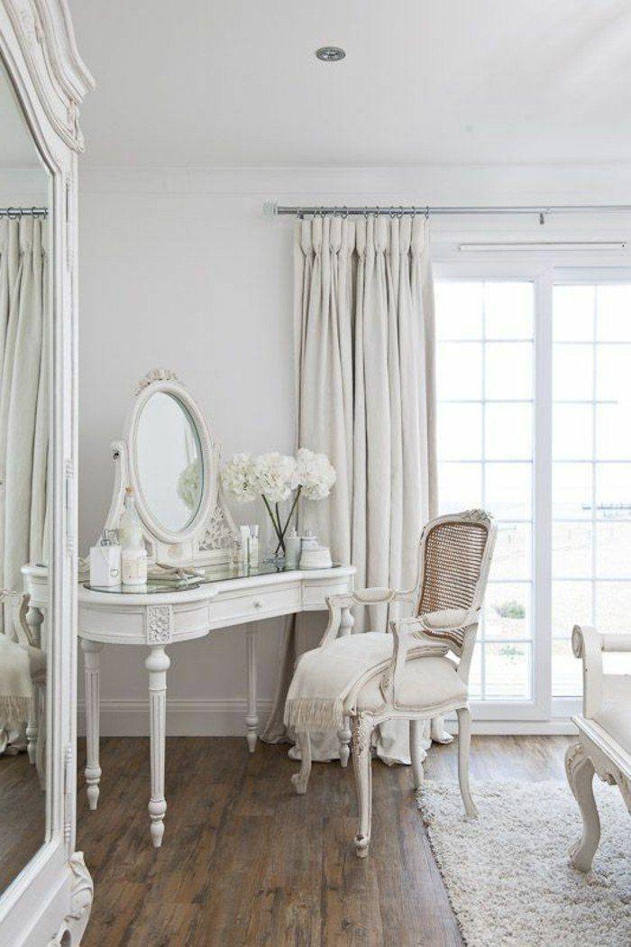 les meubles shabby chic en 40 images d 39 int rieur shabby shabby chic bedrooms and bedrooms. Black Bedroom Furniture Sets. Home Design Ideas