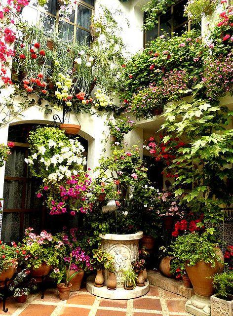 patio by frostis, via Flickr