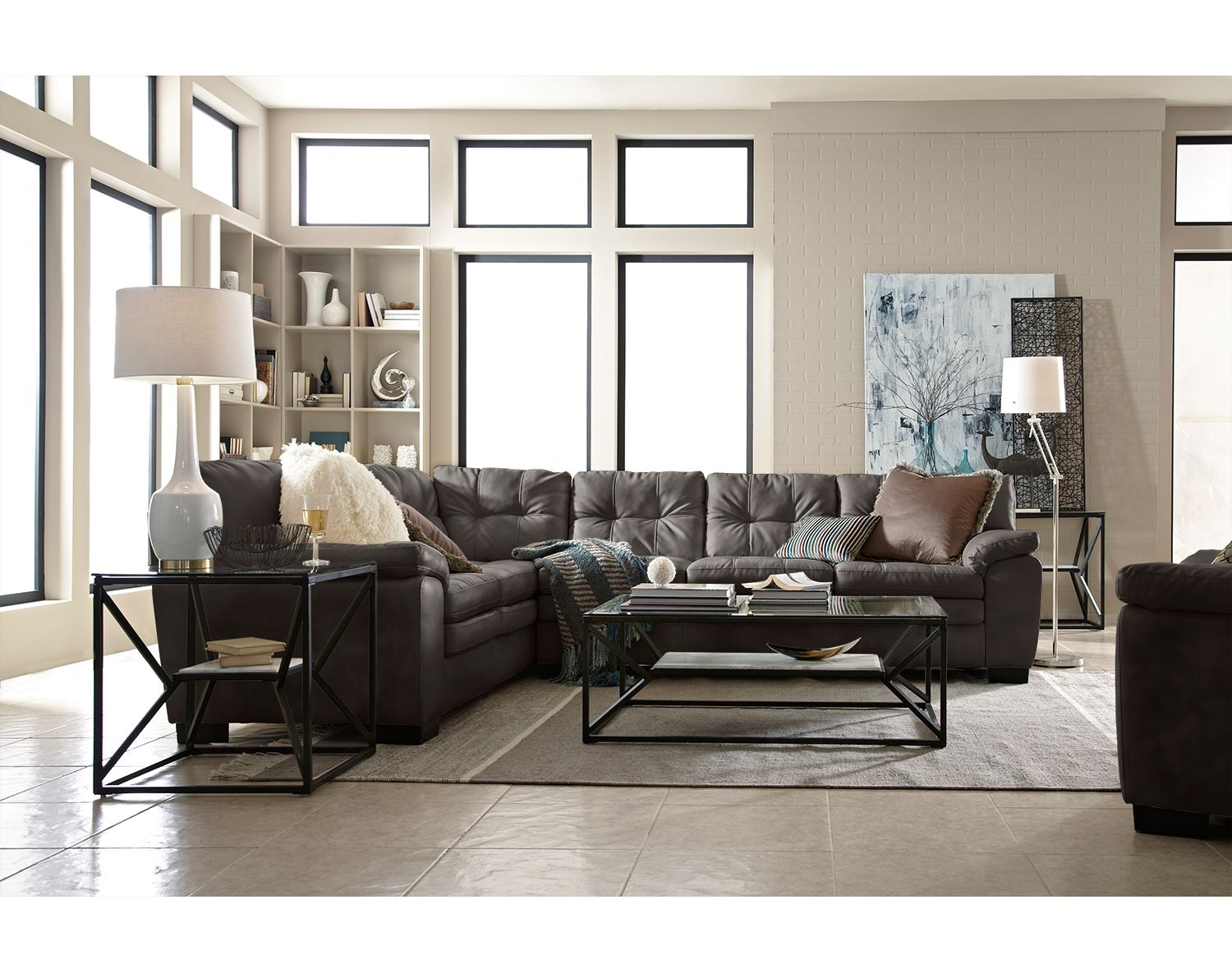 Best The Legend Gray Ii Collection American Signature 400 x 300