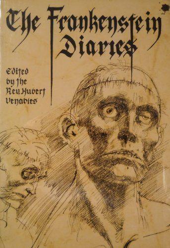 The Frankenstein Diaries @ niftywarehouse.com #NiftyWarehouse #Frankenstein #Halloween #Horror #HorrorMovies #ClassicHorror #Movies