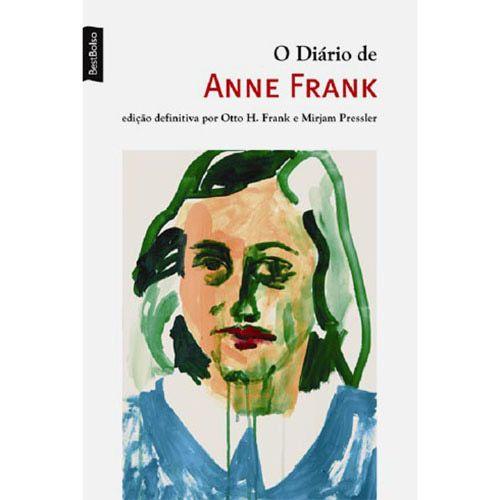 Livro O Diario De Anne Frank Edicao De Bolso Anne Frank
