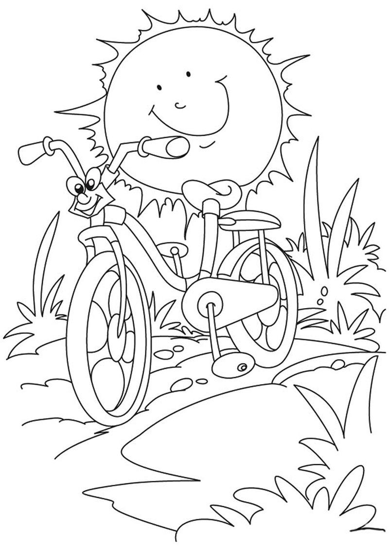 Schools Out For Summer Coloring Pages Summer Coloring Sheets Summer Coloring Pages Cool Coloring Pages
