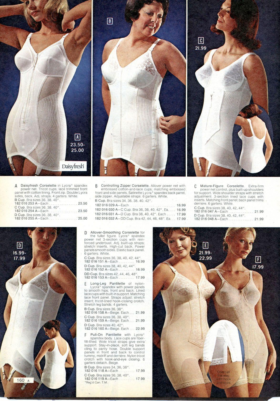 736a2a55e Vintage lingerie Classic Lingerie