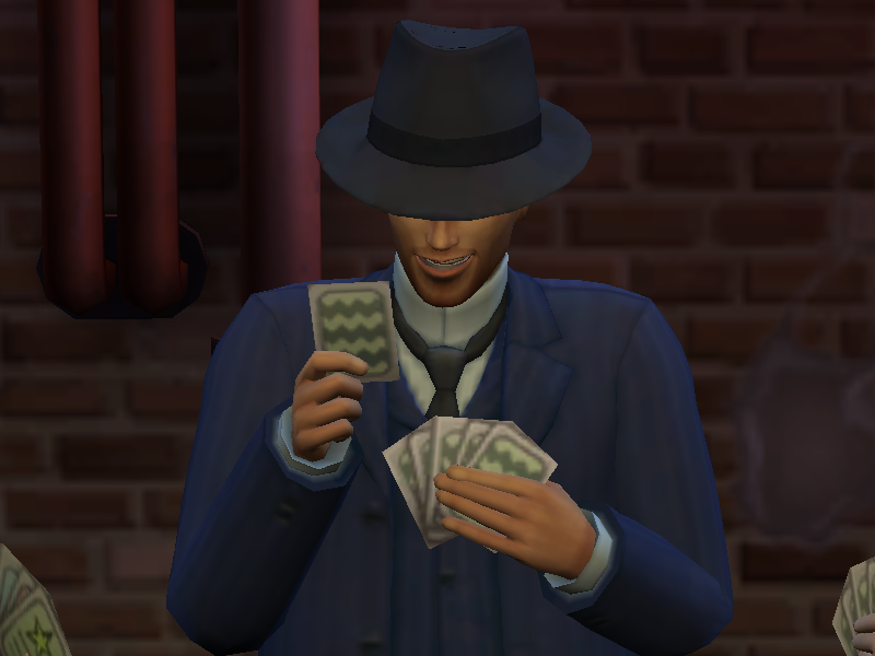 Criminal Work from Home [ts4_mod] [ts4_mod_career