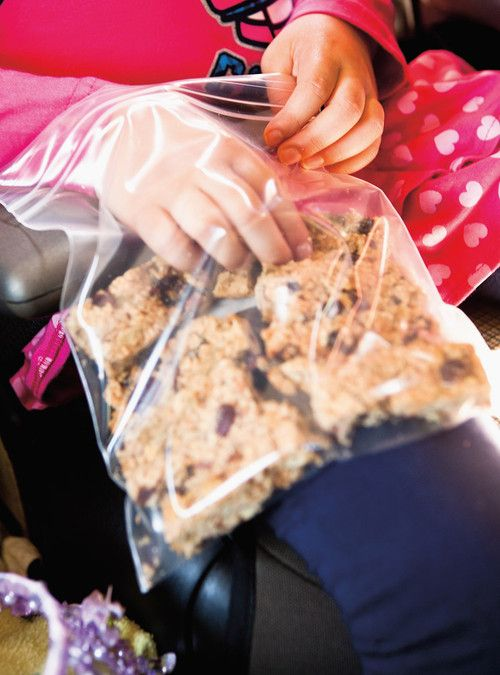Chewy Oat and Nut Bars Recipes | Ricardo