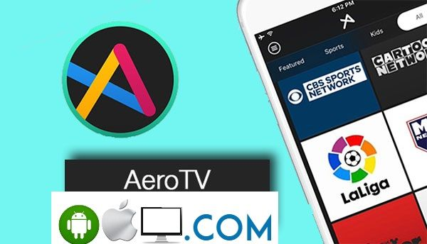 Aero TV apk Aero TV app for Android, PC, iPhone Pin