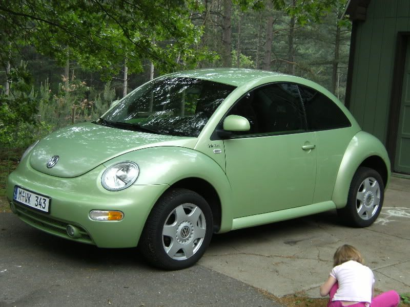 Lifted New Beetle
