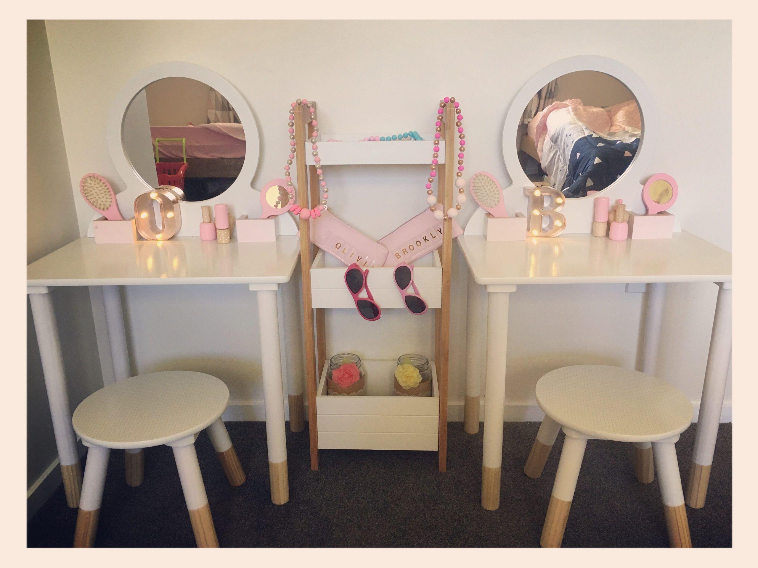 Kmart Kids Vanity Kmart Shower Caddy Kmarthacks Kmartkids Kmart Caddy Kids Kmart Kmarthacks Kmartkids Sh In 2020 Kids Vanity Girls Room Diy Diy Girls Bedroom