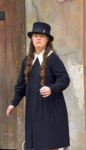 American Horror Story Coven - Jamie Brewer as Nan
