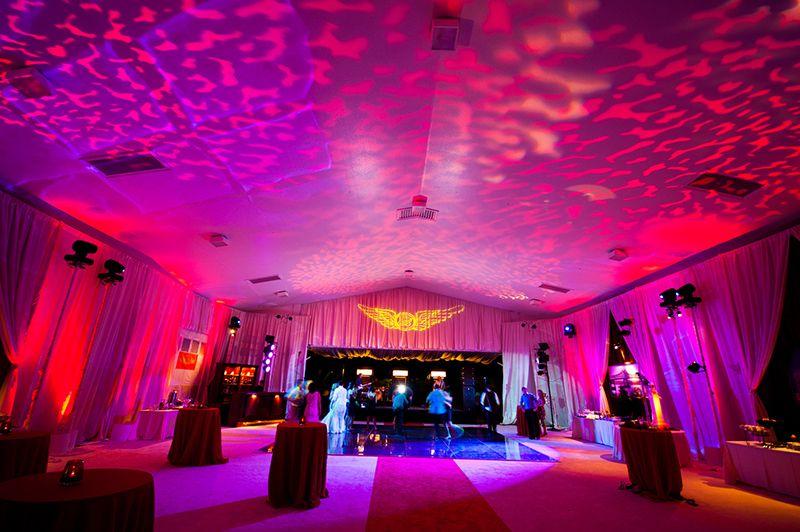 Setting The Mood The Importance Of Wedding Lighting