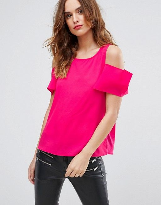 9384512bec7 Discover Fashion Online French Connection Tops, Cold Shoulder, Off The  Shoulder, Cropped Pants