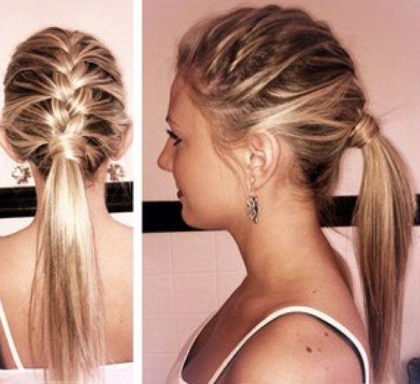 Easy Hairstyles For Medium Hair Fashion Stylescuteandeasyhairstylesformediumhair 1