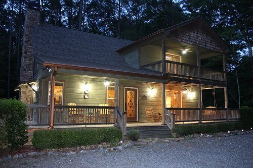 of cabin stock north mountains luxury georgia river blue ga best rentals in toccoa ridge cabins