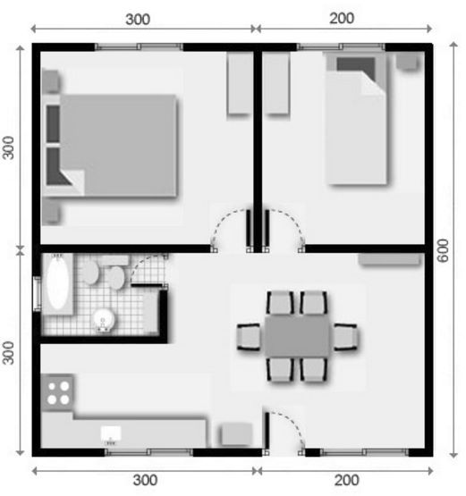 planos de casas fincas gratis