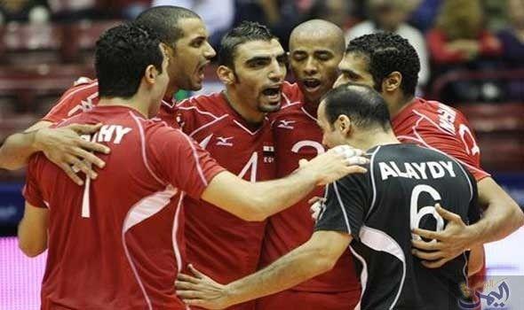 منتخب مصر للطائرة يستعد للقاء تونس في بطولة أفريقيا Wrestling Sports Sumo Wrestling