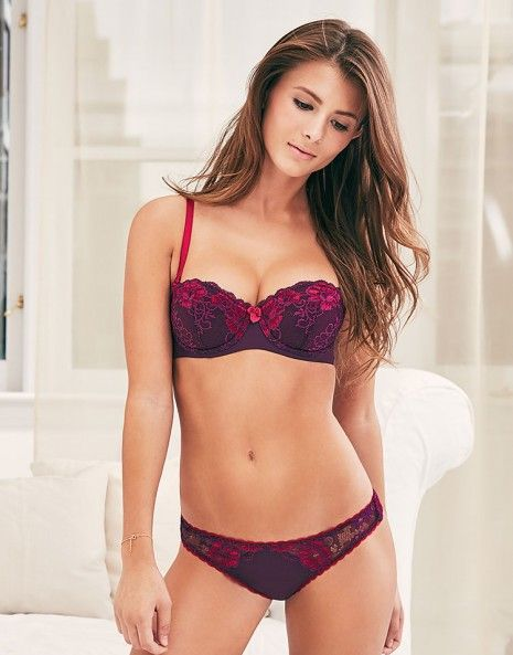 50976bf7114d THE BEST Adore Me lingerie yet! Noella Push-Up on AdoreMe | bras ...