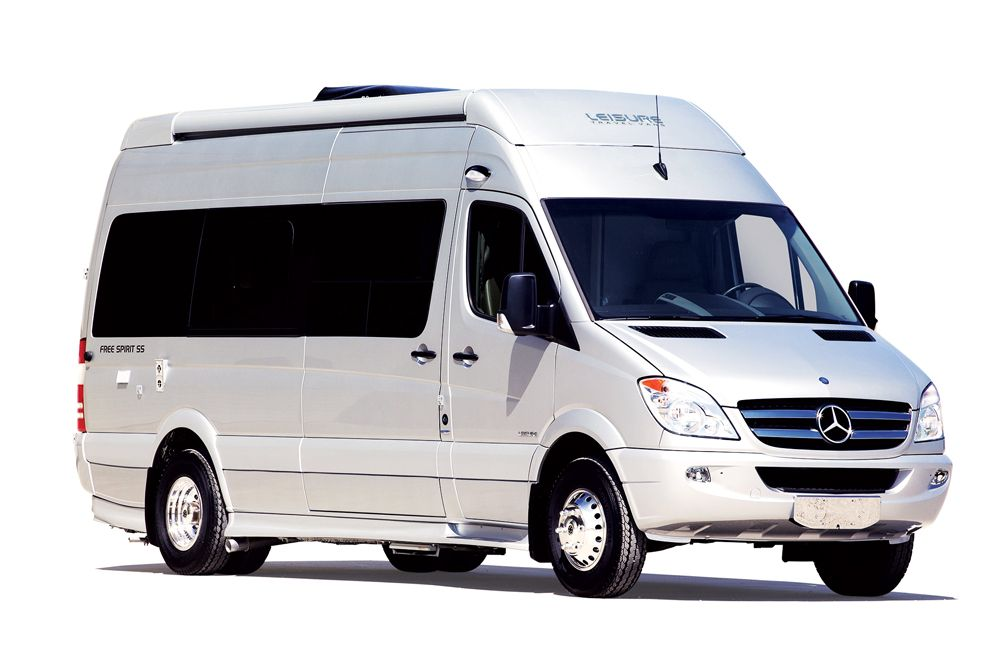 Luxery mercedes benz mini vans mercedes benz sprinter for Mercedes benz motor home